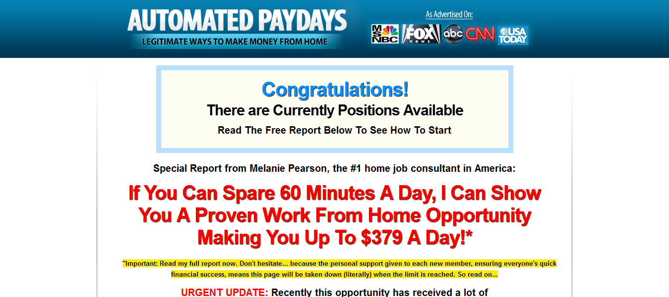 Automated Websites That Make Money