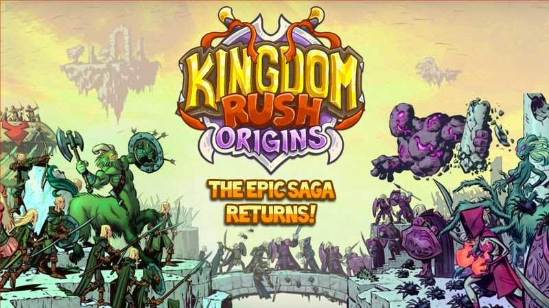 Kingdom Rush Origins Apk Obb