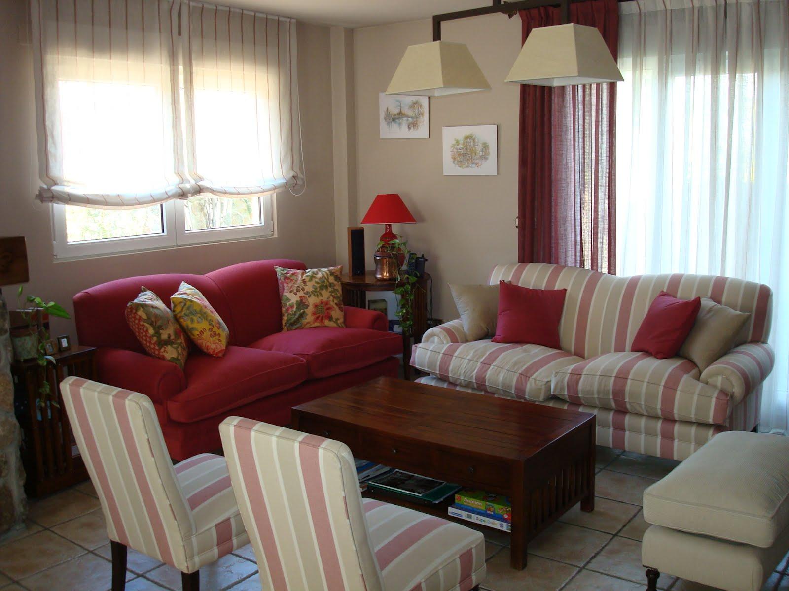 Edyta dise o decoraci n blog de decoraci n visillos - Visillos para dormitorios ...