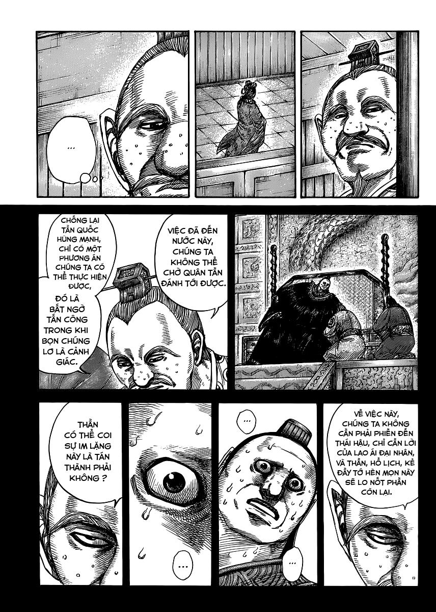 Kingdom - Vương Giả Thiên Hạ Chapter 410  page 3 - IZTruyenTranh.com