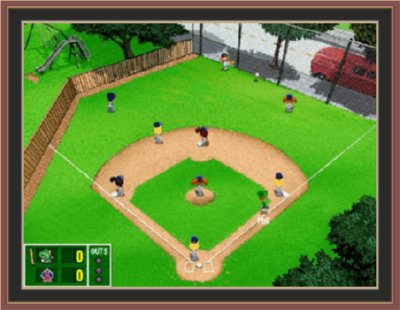 Backyard Baseball 2003 Screenshots