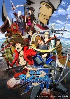 Download Anime Sengoku Basara Subtitle Indonesia