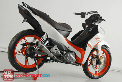 Yamaha new jupiter z1 modifikasi