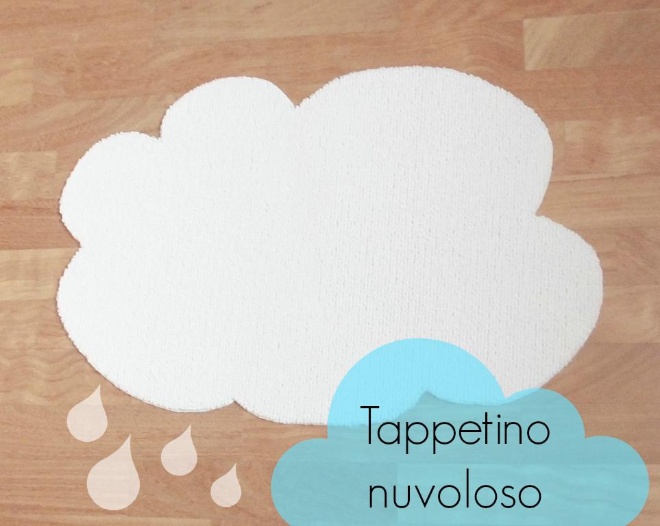 Le idee della vale tappetino nuvoloso il tutorial for Ikea cuscino nuvola