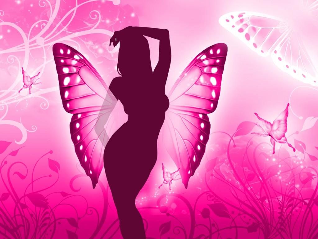 cute butterfly wallpaper