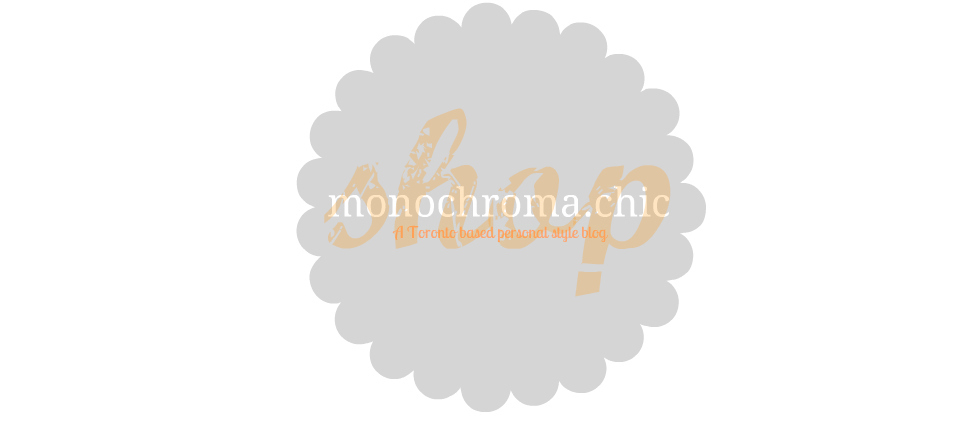 SHOP Monochroma.Chic