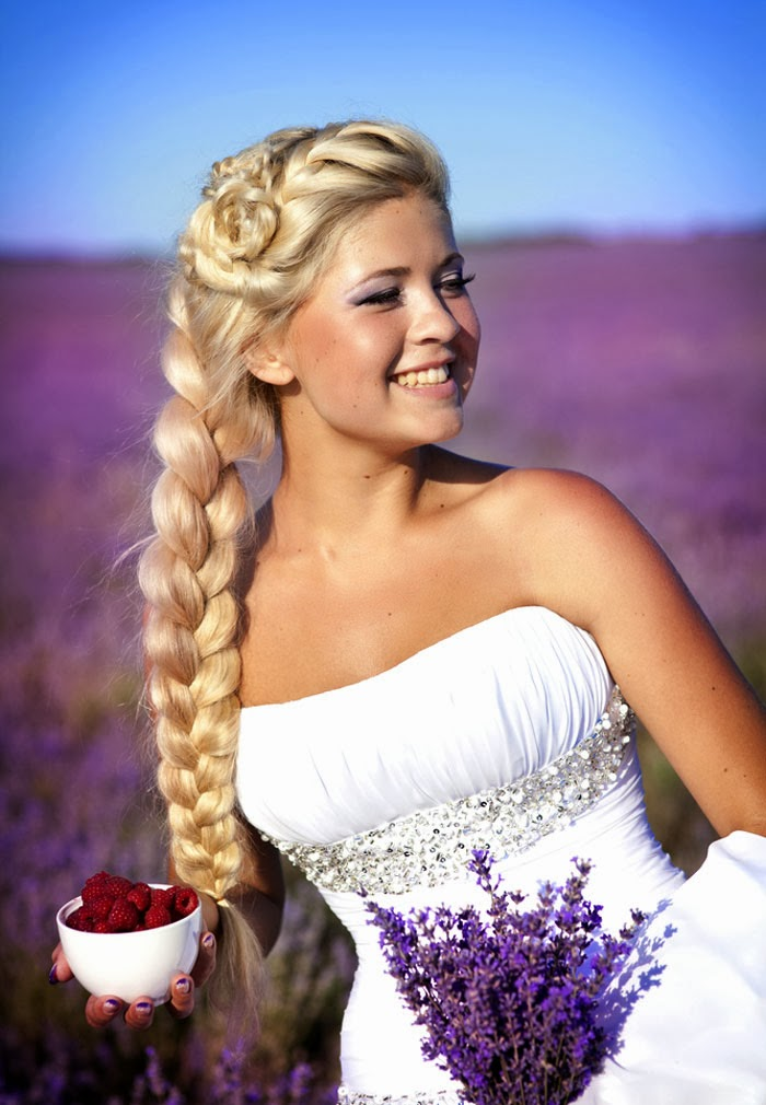 Wedding Hairstyles Long Hair And Curly 2013 - Hairstyles Tips