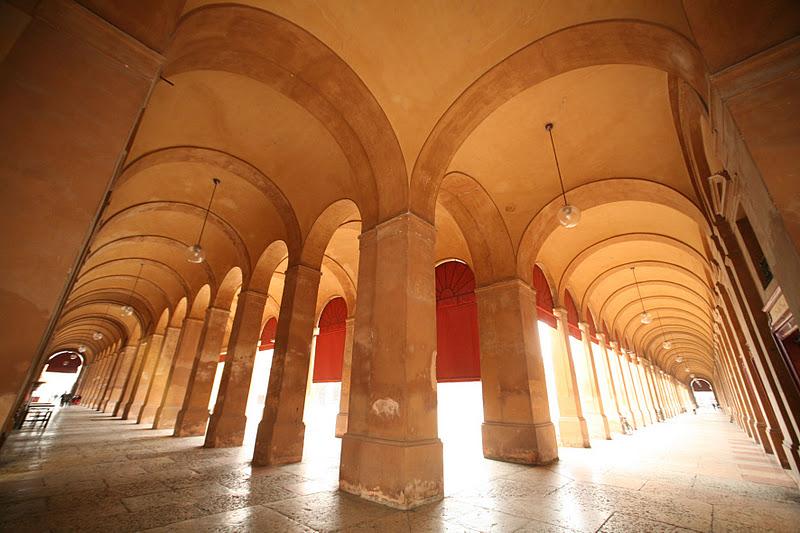 La romagna estense on line concorsi for Concorsi di architettura