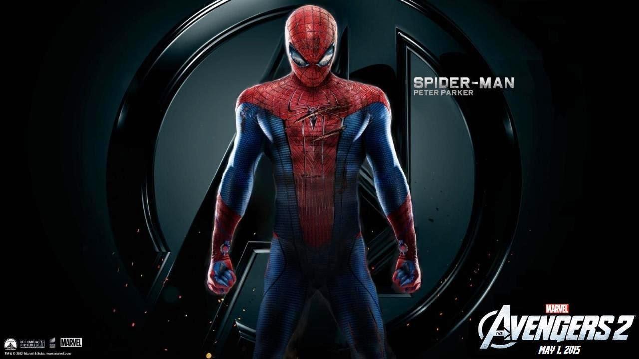 spider man avengers