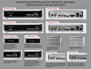 RECOVERY PARA AZAMERICA S922 HD MINI CLONE E ORIGINAL