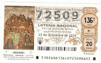 Lotería vecinal: 72509