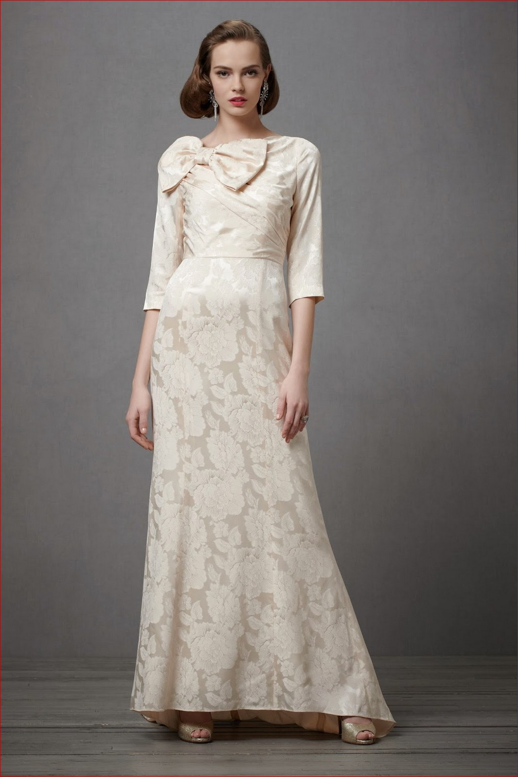 Wedding dresses for second marriages for Wedding dresses for second marriage over 40
