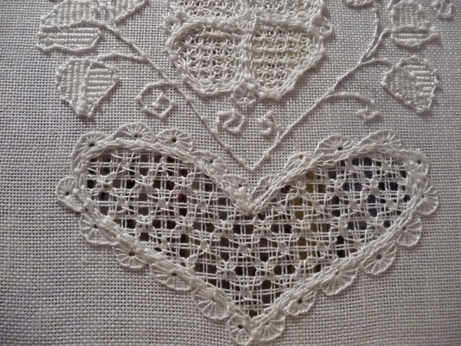 Wandas World Schwalm Embroidery