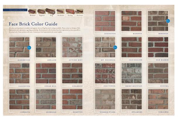Brick Colors7