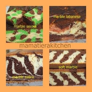 Kek marble singapura