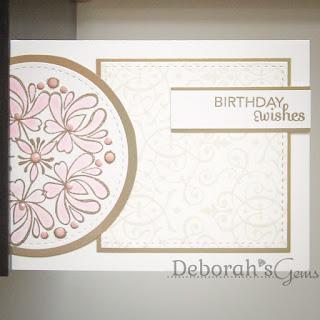 Birthday Wishes sq - photo by Deborah Frings - Deborah's Gems