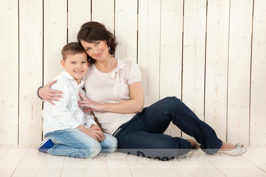 ema ja poeg fotostuudios