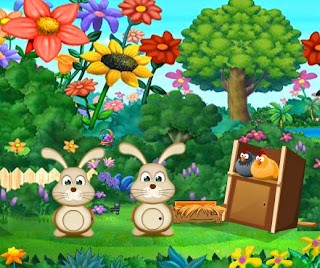 Juegos de escape Happy Easter 2014 Escape