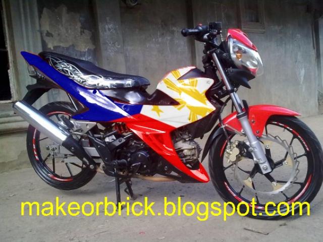 Kawasaki Fury Sticker Decals