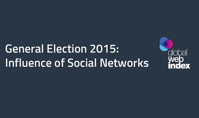 General Election 2015: Influence of Social Networks
