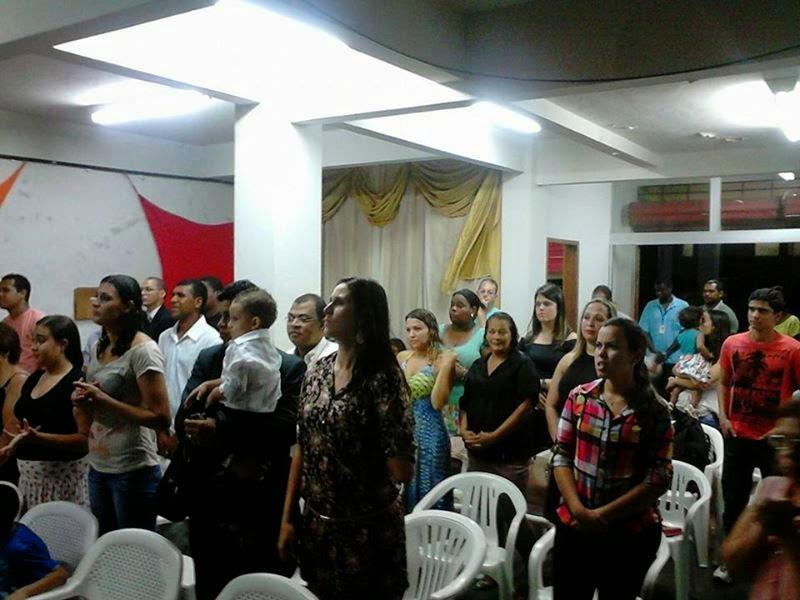 4o congresso Mais de Deus