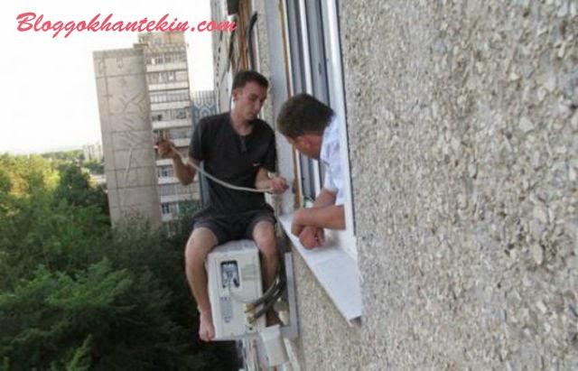 Ülkemizden İş Güvensizliği Görüntüleri