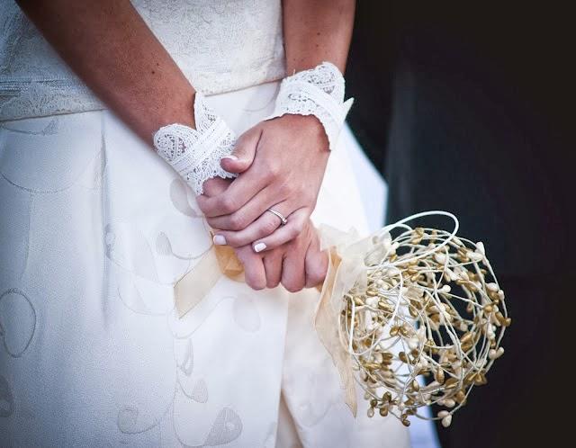 Nuestro ramo en Quiero una boda perfecta...