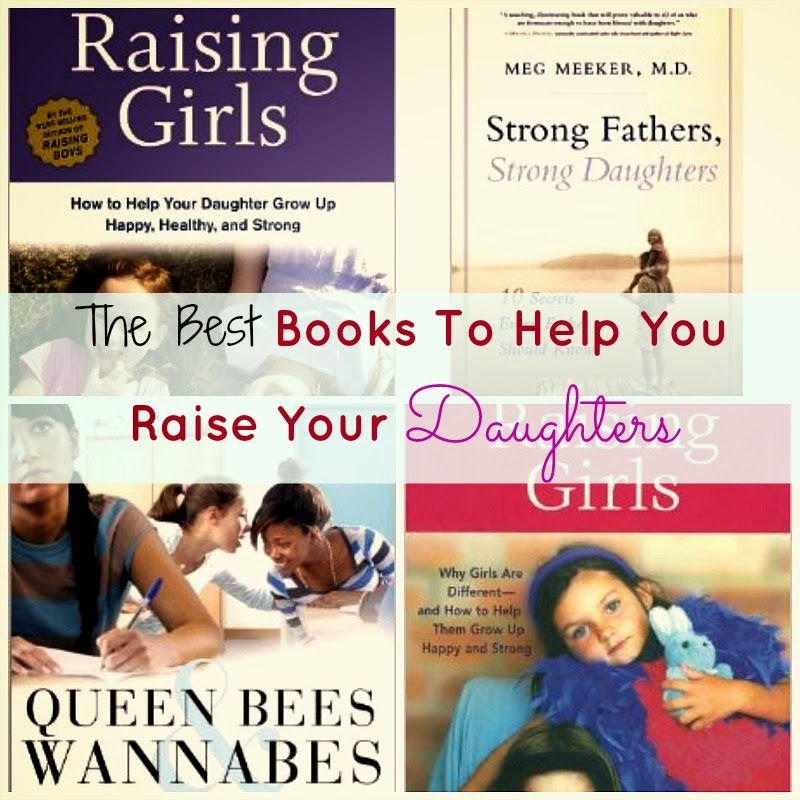 The Best Parenting Books To Help You Understand Your Daughters