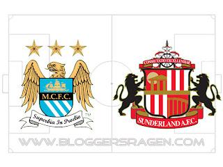 Prediksi Pertandingan Manchester City vs Sunderland