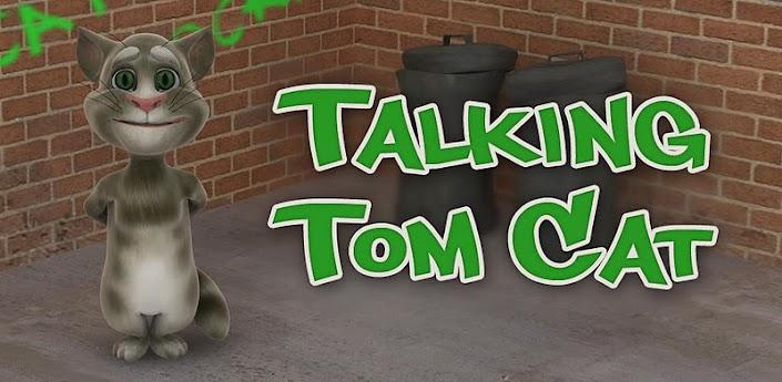 Talking tomcat для android скачать