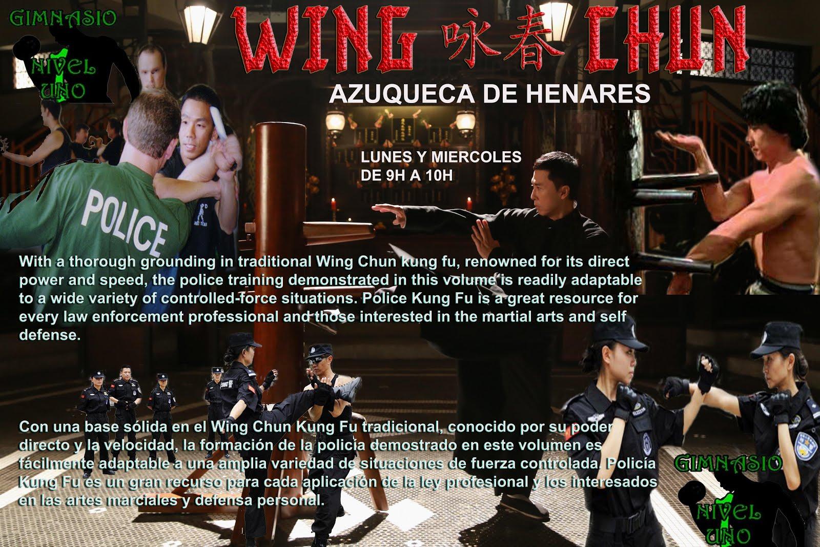 Wing Chun Clases y Cursos en Azuqueca de Henares - Información Tlf Móvil: 626 992 139