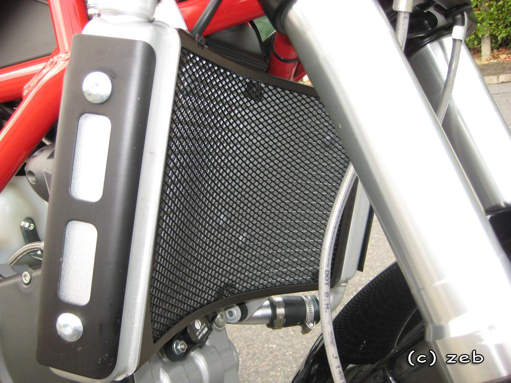 radiateur eau ducati s4r
