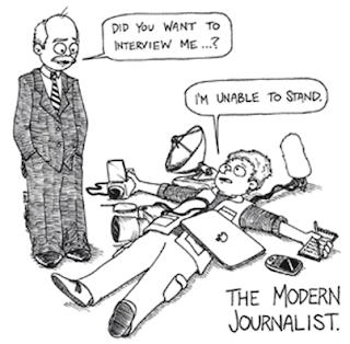 Jurnalistik di Era Media Sosial