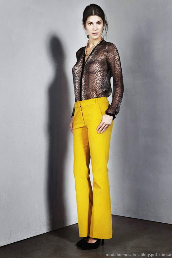 Moda invierno 2014 Blusas de moda mujer 2014 Clara.