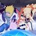 Naruto and Minato Double Rasengan