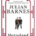 Review: Metroland by Julian Barnes