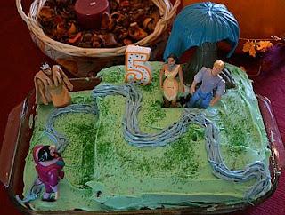 Tortas de Pocahontas, parte 1