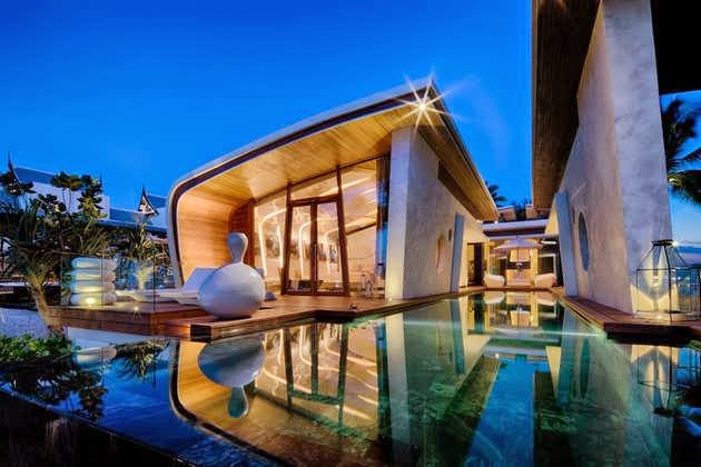 144 Iniala Luxury And Wonderful Modern Resort Design With