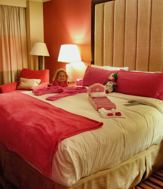 The Pink American Doll Experience in Charlotte, N.C. Deluxe Package at Renaissance Charlotte South Park