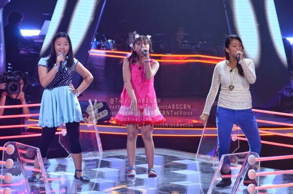 Kyle outshines Khen, Rica Team Sarah Battles on 'The Voice Kids' Philippines