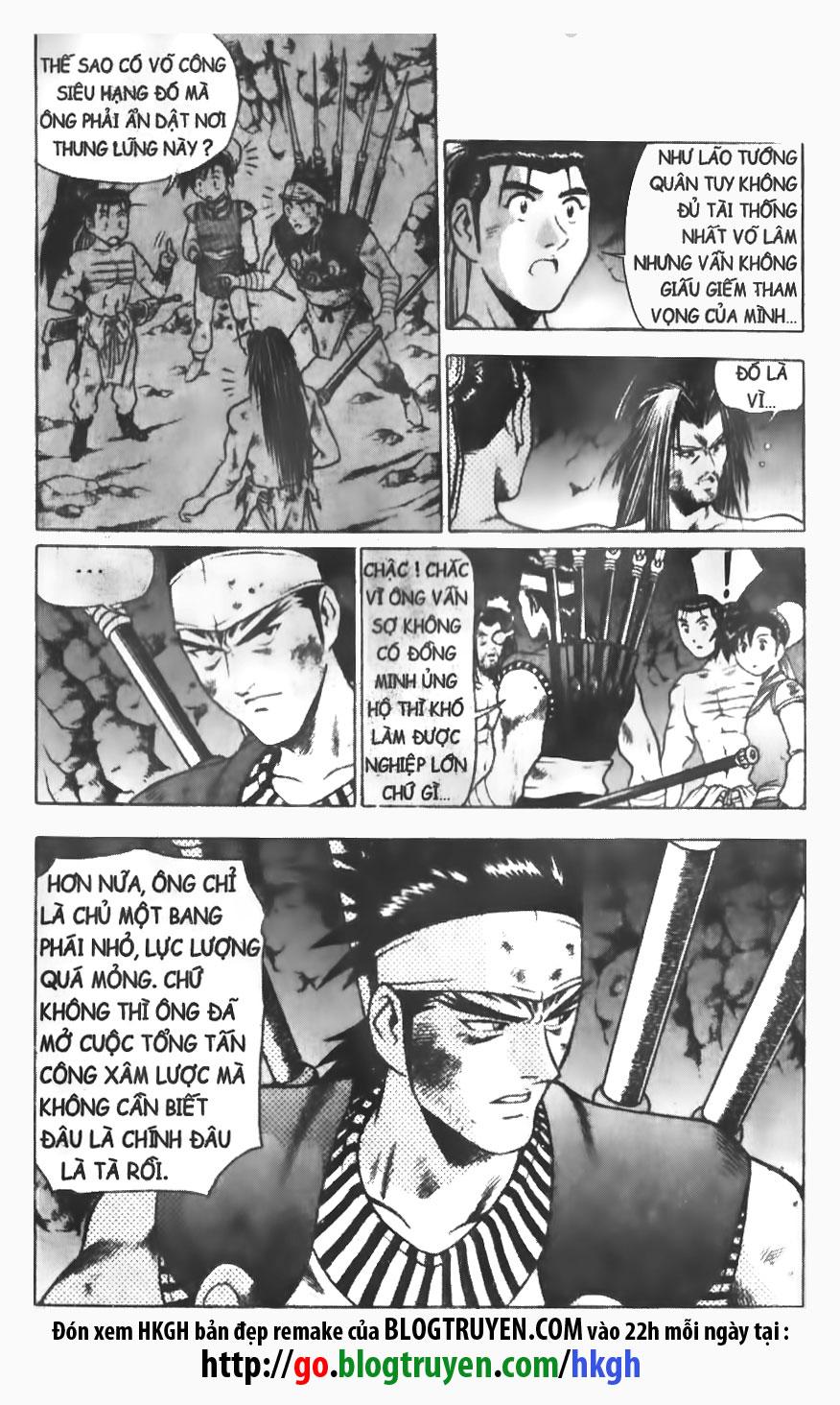 Hiệp Khách Giang Hồ - Hiệp Khách Giang Hồ Chap 139 - Pic 6