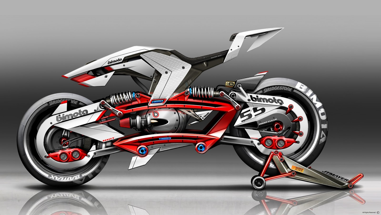 motorcycle design on - photo #29