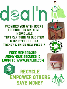 Recycle Your Used Goods!