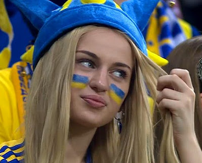 euro 2012 ukrainian girls fans For the villian, I have heard many ideas, but the one that stands out the ...