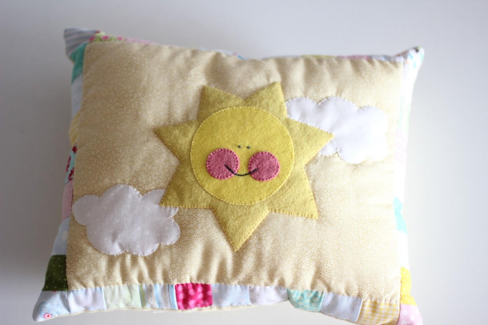 Cojines infantiles con patchwork cojines infantiles con - Cojines de patchwork ...