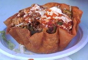 Tendance : présenter ses salades composées en bol de tacos