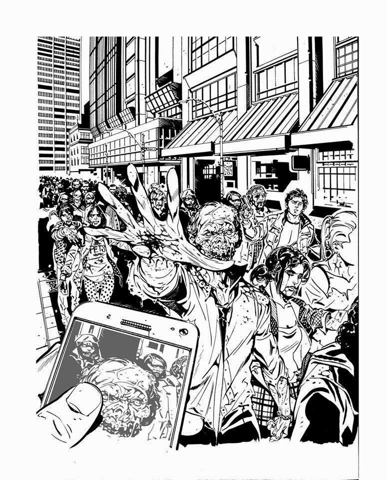 Lukas #9 - Zombie
