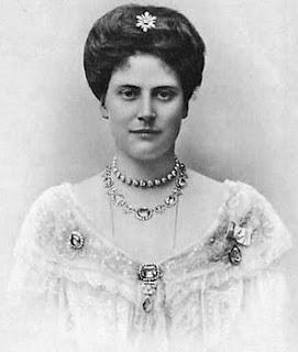 Princesse Friedrich zu Schaumburg-Lippe, née princesse Louise de Danemark 1875-1906
