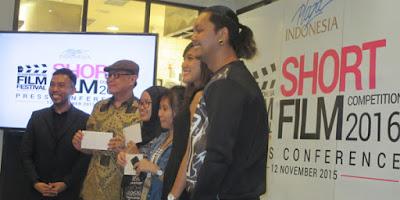 Plaza Indonesia Short Film Competition Celebrations Women