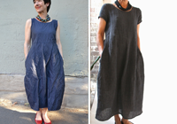 Sewing Pattern: Eva Dress
